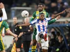 ADO kan voorsprong in Heerenveen niet vasthouden