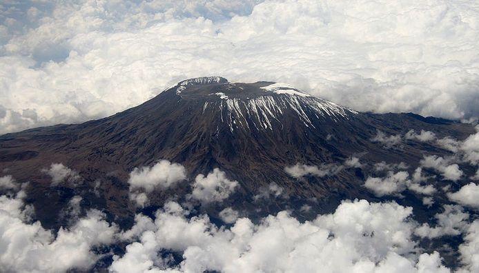 Kilimanjaro in Tanzania, archieffoto.