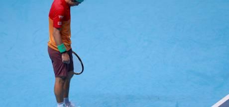 Anderson vernedert Nishikori bij ATP Finals