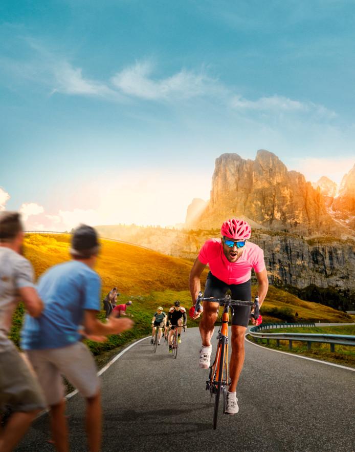 Foto van het Giro Wielerspel 2019