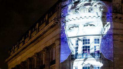 Parijs vernoemt straat naar David Bowie