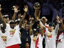 Toronto Raptors schrijft historie met eerste Canadese NBA-titel