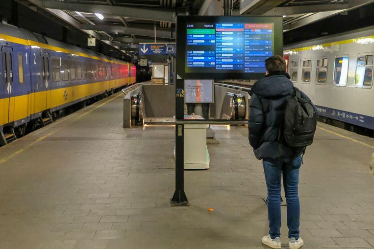 De twee sloegen toe in Brussel- Noord en Brussel-Zuid
