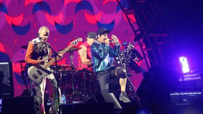 Red Hot Chili Peppers staan op Werchter 2021