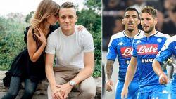 Spelersvrouwen Napoli slaan op de vlucht, bodyguard moet gezin beschermen