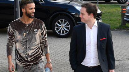 Carcela riskeert 2 matchen schorsing, maar vonnis week in beraad zodat hij vrijdag in Gent kan spelen
