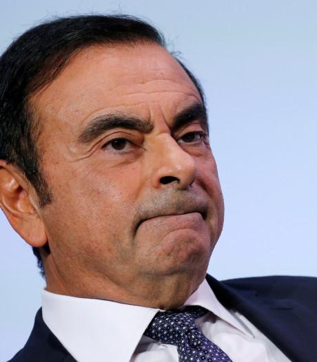 Gevallen Nissan-topman Ghosn blijft in de cel