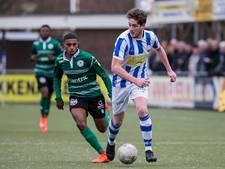 FC Lienden scoort acht keer bij SV Houten
