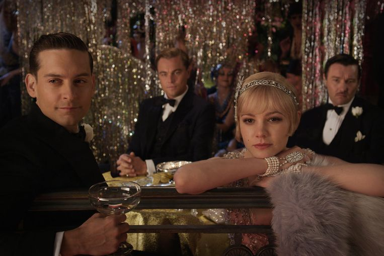 The Great Gatsby Beeld
