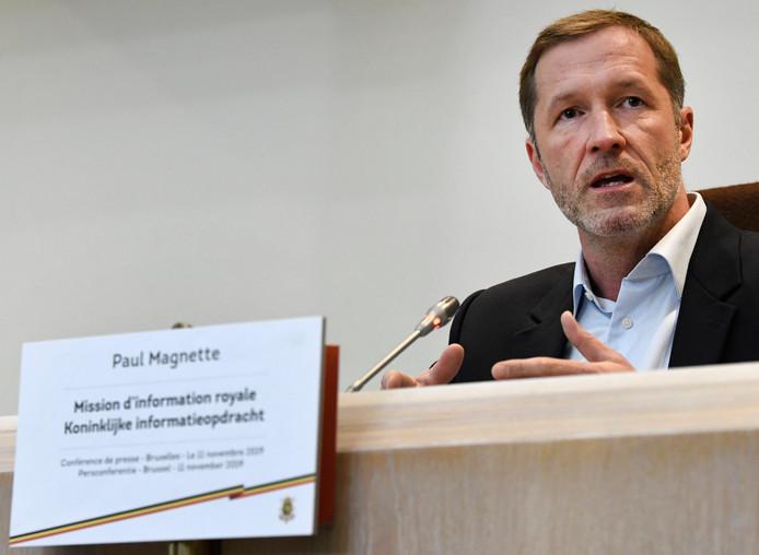 Paul Magnette.
