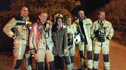 'Brand' blijkt gezellig vrijgezellenfeestje