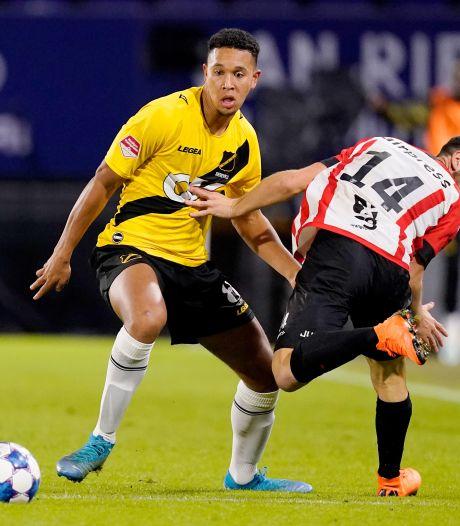 Siereveld debuteert met ruime nederlaag in het betaalde voetbal