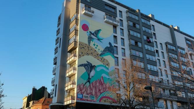 Fresco toont kunst van Servische street artist in het kader van Balkan Trafik!-festival