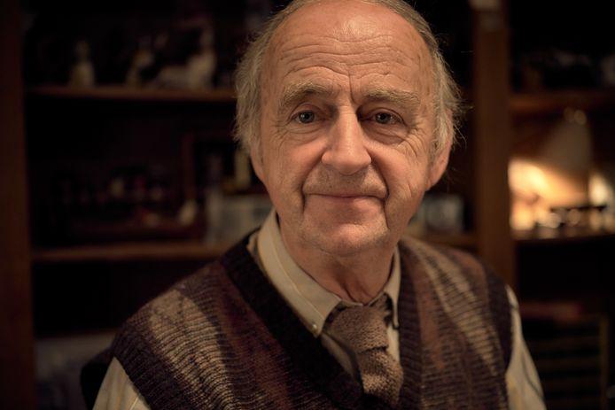 Kees Hulst speelde een van de hoofdrollen in Het Geheime Dagboek van Hendrik Groen