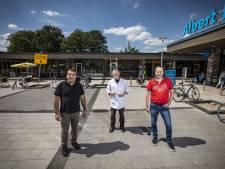 Het vernieuwde winkelcentrum op de Thij in Oldenzaal mist alleen nog een slager