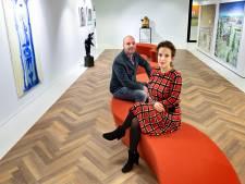 Fleur en Jasper van Zandbeek zijn 'frontvrouw en drummer' van prijzen winnend Zandbeek in Eindhoven