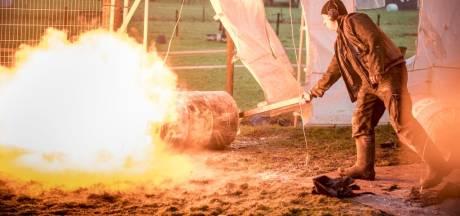 FVD Overijssel pleit voor behoud carbidschieten: 'Zorgt voor saamhorigheid in de regio'
