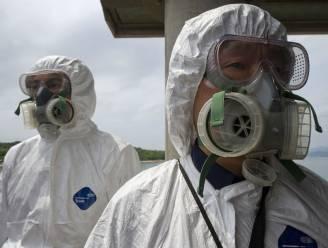 Uitstoot radioactiviteit Fukushima 1/6 van Tsjernobyl