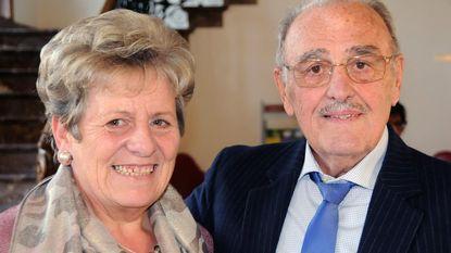 Oscar en Eliane zijn gouden paar
