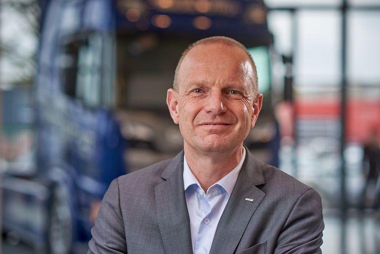 Janko van der Baan. Beeld