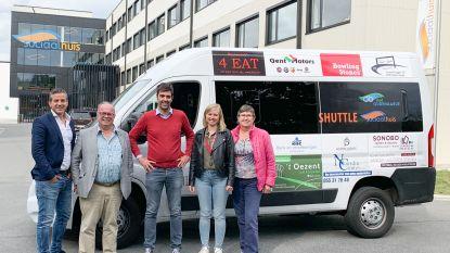 Shuttlebus in Oudenaarde krijgt 5 bijkomende haltes