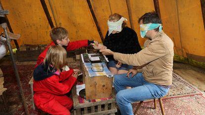 Leerlingen De Zafant sluiten 'school@platteland' af