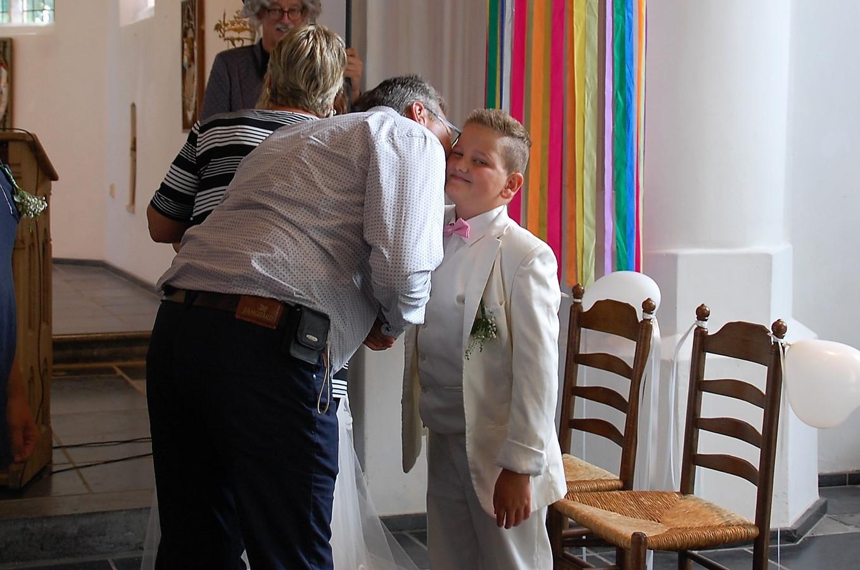 Sprookjeshuwelijk Jayden felicitaties vader