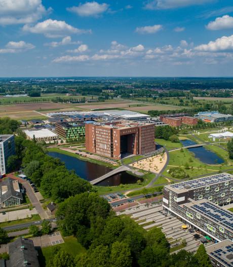 De wereld komt samen op de Wageningen Campus