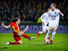 Schorsing voor Corboz na tweede gele kaart in KNVB-beker