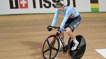 D'Hoore en Kopecky halen geen eremetaal, Nederland wereldkampioen ploegkoers bij de vrouwen