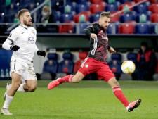 Bart Nieuwkoop loopt 1 op 1 en mist Feyenoord-duel met Dinamo Zagreb