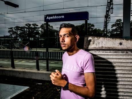 Het bizarre levensverhaal van rapper Dani (25) uit Apeldoorn: 'Tijdens mijn geboorte had mijn vader seks met een hoer'