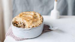 Budgetvriendelijk koken: winterse groenteschotel met kalfsgehakt