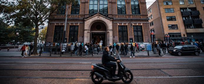 Volgens D66 zitten culturele instellingen als Paradiso met de hoge hotelprijzen in hun maag.