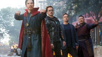 VIDEO: 'The Avengers' vroeger en nu