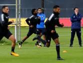 'Feyenoord met Amrabat en St. Juste, Toornstra en Diks gepasseerd'