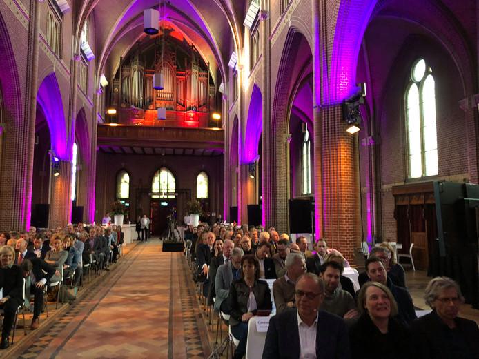 Klooster Mariënhage in Eindhoven op woensdagmiddag