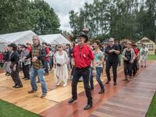 Twee dagen countrygevoel in cowboystad op Sluis 13 in Someren-Eind