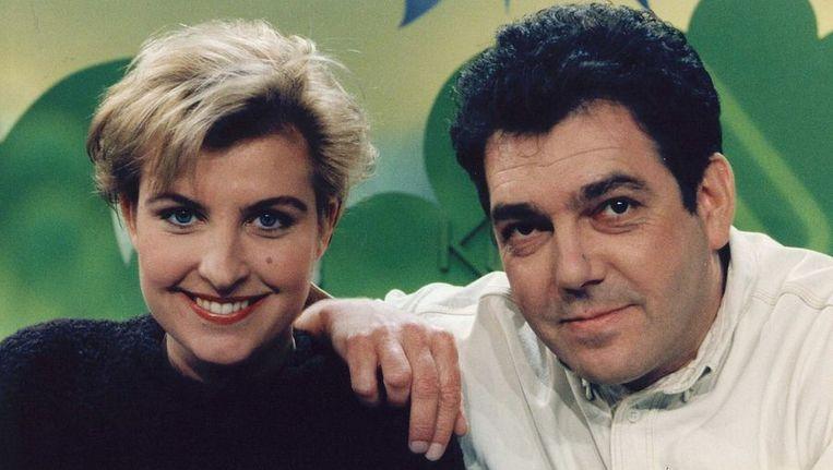 Peter van Bruggen maakte met Jeanne Kooijmans van 1992 tot 1997 The Breakfast Club op Radio 3 Beeld Archieffoto ANP