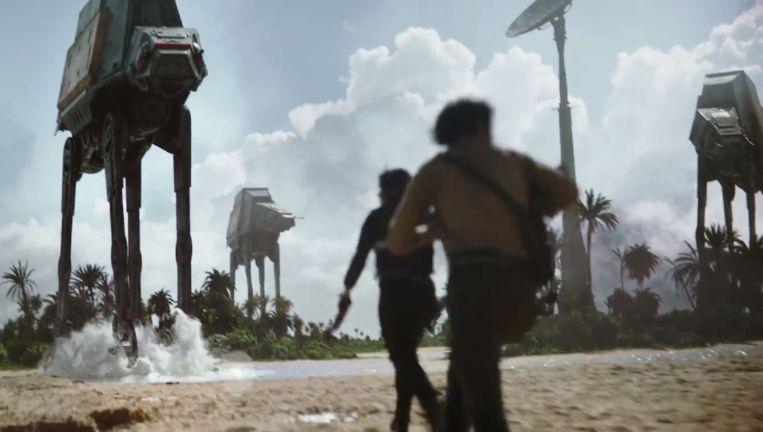 ROGUE ONE: A STAR WARS STORY Official Teaser Trailer Beeld Screenshot