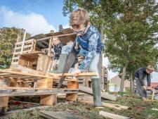 Hutjes op Hoedjes: heel Hoedekenskerke bouwt