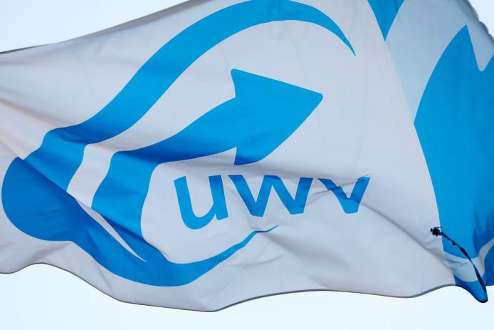 UWV-vlag