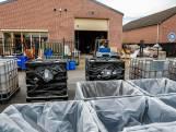 Dna van verdachte aangetroffen in drugsfabriek Lage Zwaluwe