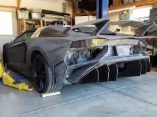 Vader en zoon die Lamborghini maakten met 3D-printer krijgen echt exemplaar