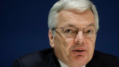 Reynders, ADIV-baas en legerstafchef worden in Kamer gehoord over inlichtingendienst