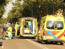 Auto schept 6-jarig meisje in Zeewolde; traumaheli verleent bijstand