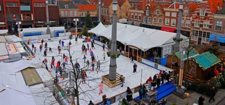 Wethouder Dordrecht baalt van wegblijven ijsbaan, maar hij bezuinigde er zelf op