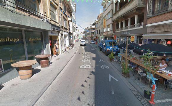 De Budastraat