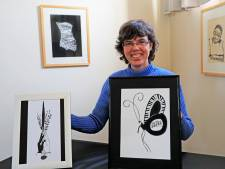 Vijf kunstenaars exposeren met papierkunst in Brielse Sjoel