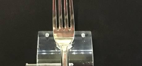 De vork van de Führer: uniek voorwerp in museum in Loon op Zand